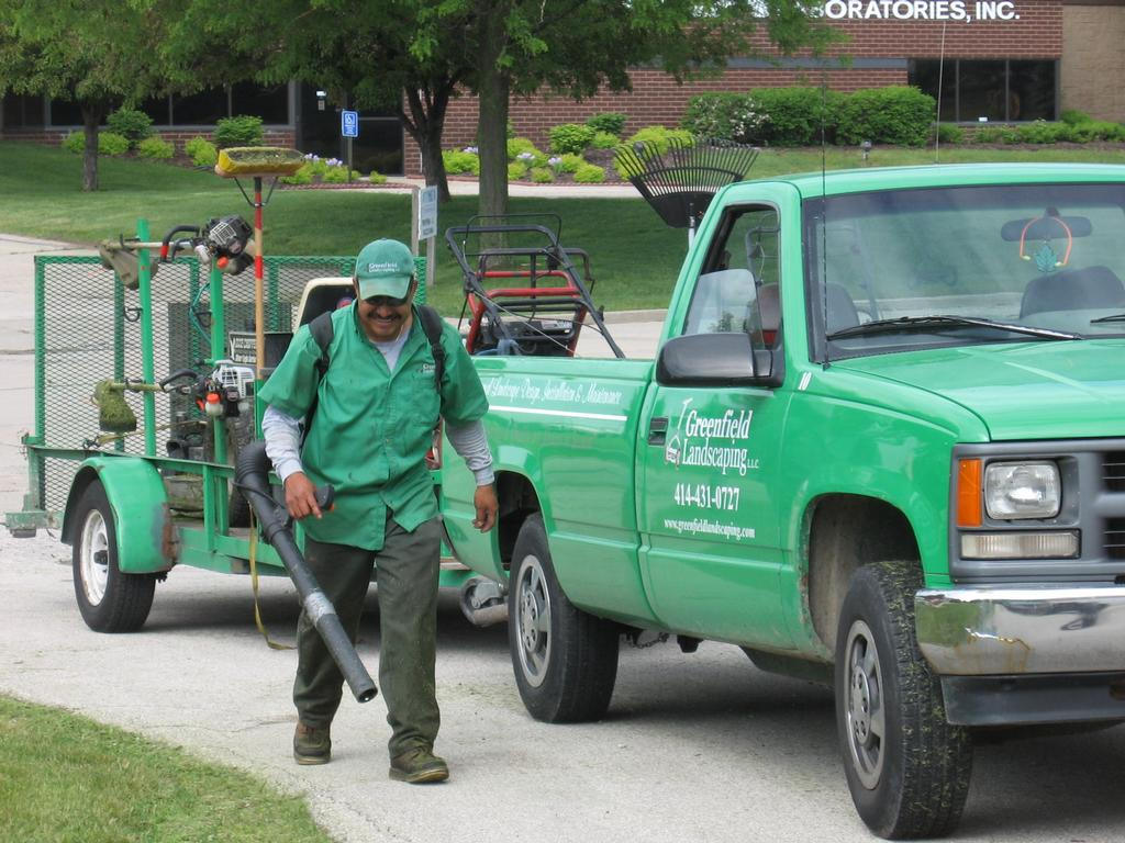 Michigan landscaping company truck accidents claims for Landscaping companies