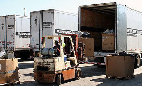 Michigan Improper Truck Loading Accidents