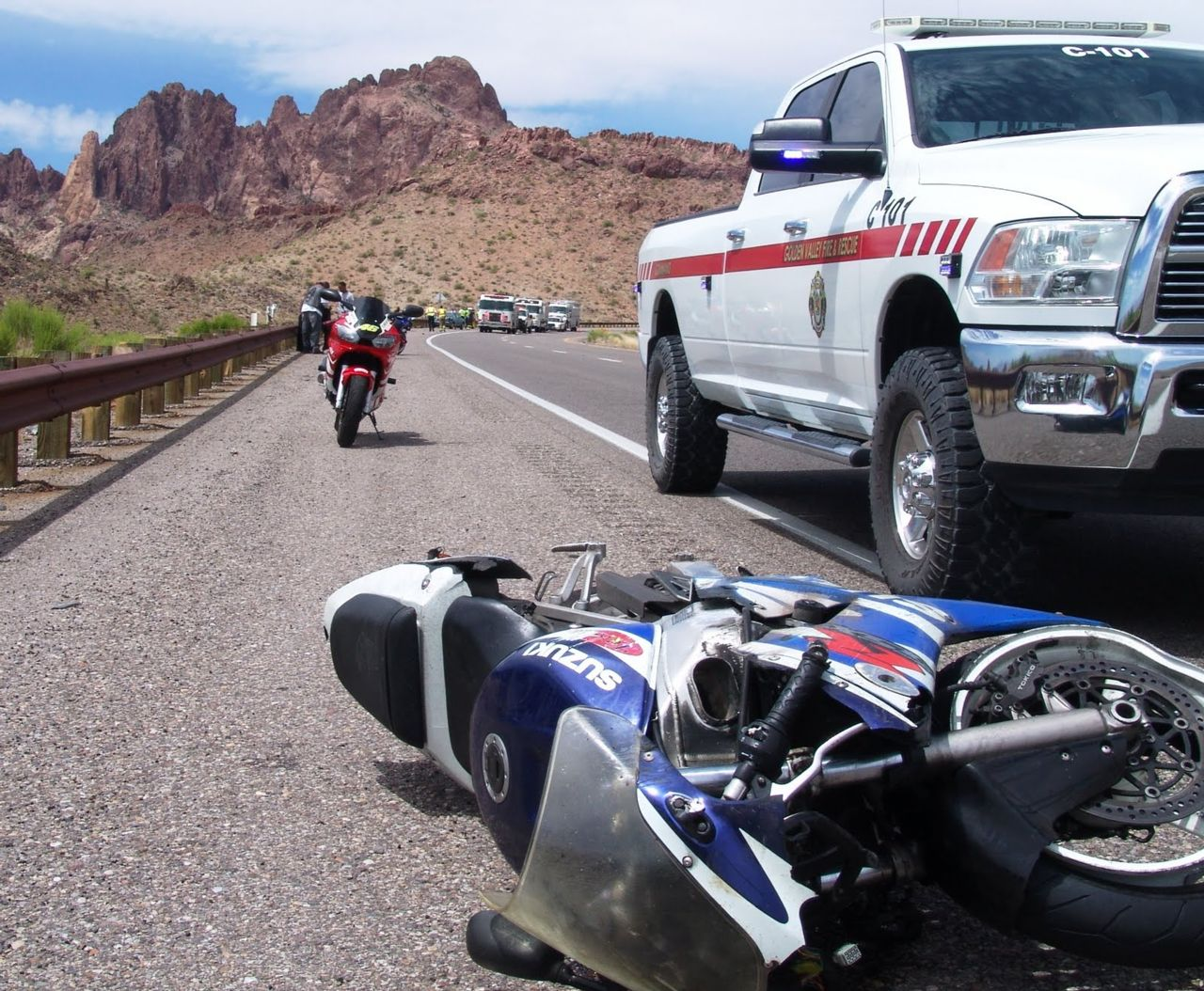 warren motorcycle accident lawyer