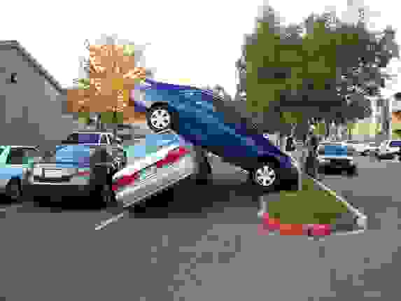 Michigan parking lot accident lawyer