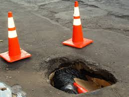 michigan pot hole government claims