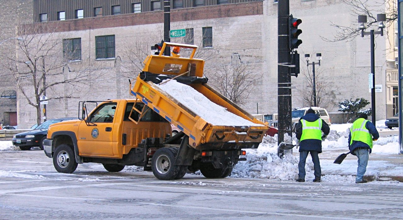 michigan salt truck driver accident lawyer
