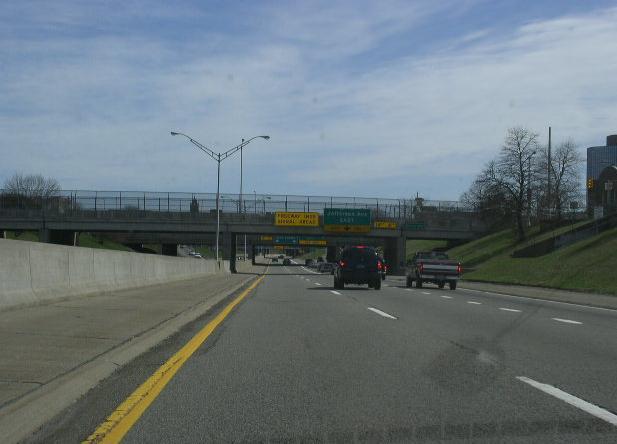I-375 Auto Accidents In Michigan