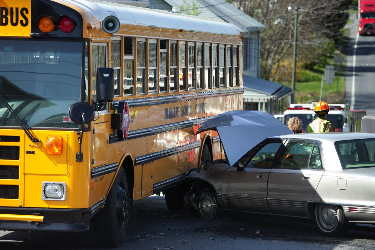 michigan school bus accidents