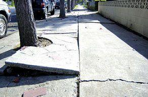 Michigan Sidewalk Injury Lawyers