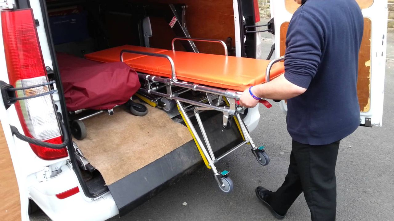 Michigan fall from stretcher lawsuits