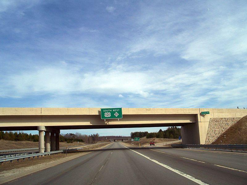 US-131 Auto Accidents In Michigan