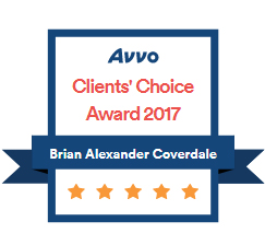 Doylestown Divorce Lawyer 5 Star Review Brian Coverdale