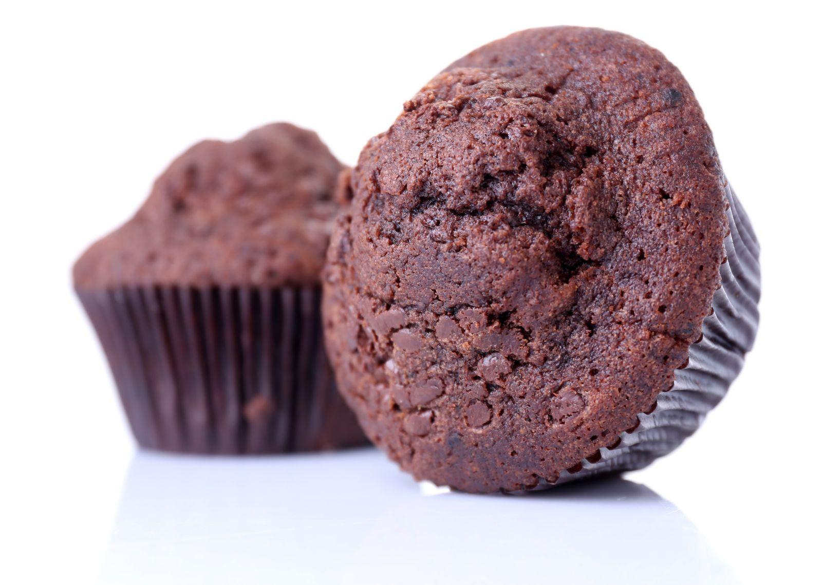 Scrumptious Berry Muffins