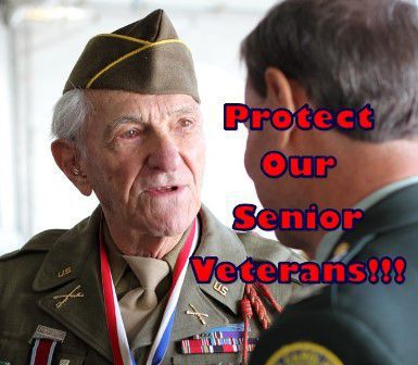 Protect Our Senior Veterans