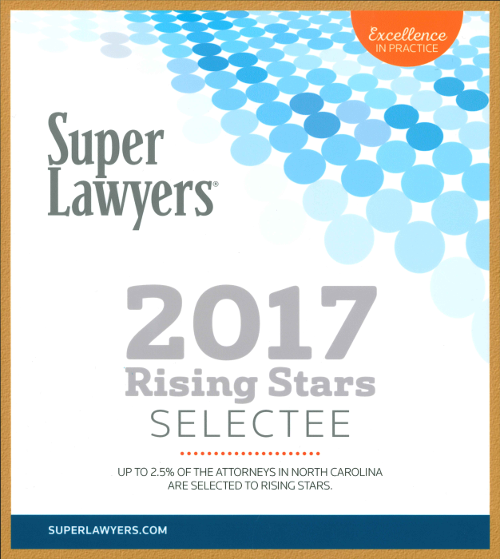 Jackie Bedard selected as one of Super Lawyers 2017 Rising Stars