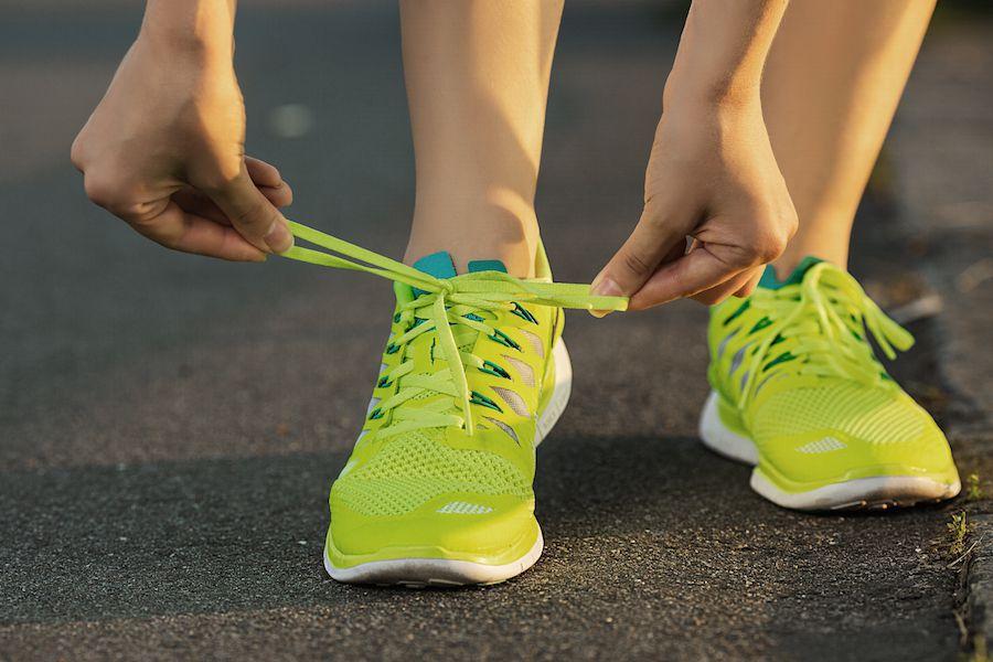 How to treat black toenails from running
