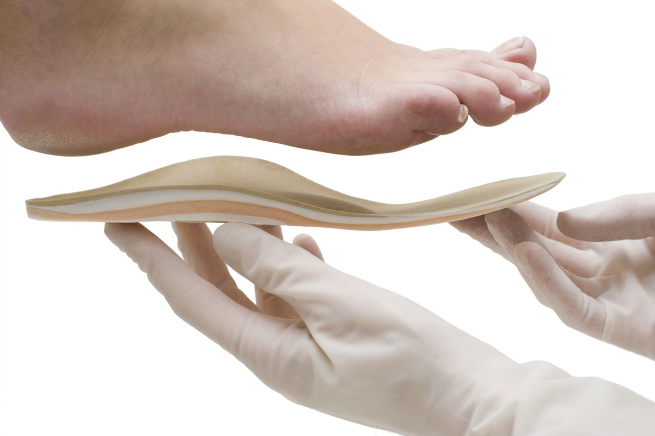 Custom orthotics are very different from over the counter options for foot and arch issues.
