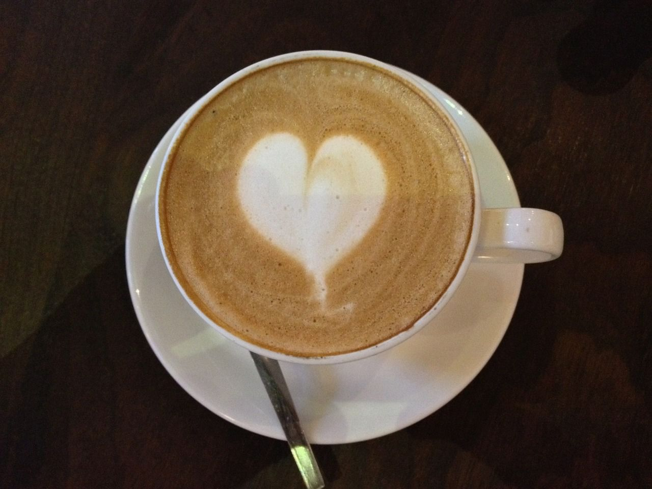 Your heart, and coffee, keeps your blood pumping!