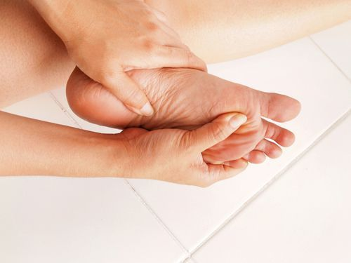 Burning, tingling or sharp pain can be a indicator of neuropathy.