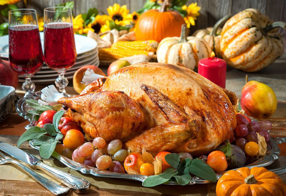 Thanksgiving is a time of stuffing... but some of what you're stuffing yourself with might cause a Gout attack.