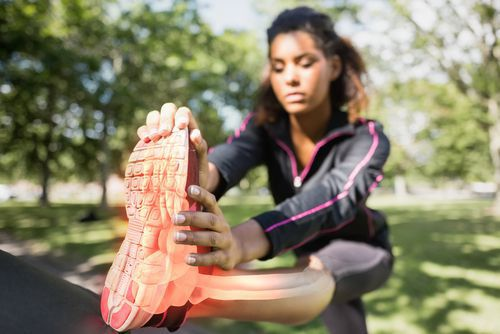 Stretching is a great way to ease your foot and ankle pain and overall fitness.