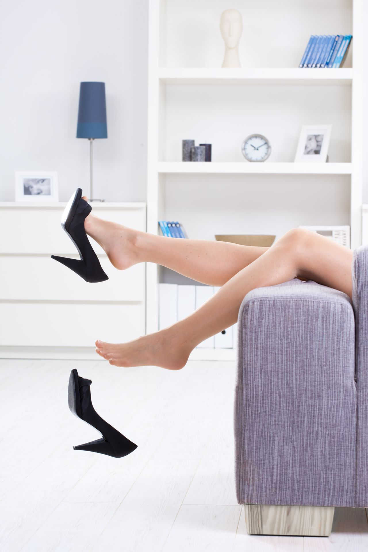 Try some at-home treatment options for bunions.