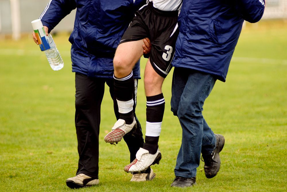 Traumatic sports injuries are not fun to endure or watch your child go through.