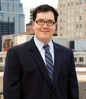 Andrew Schendel - Personal Injury Attorney at Castle Law Office