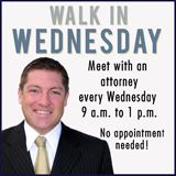 Walk In Wednesdays from 9-1