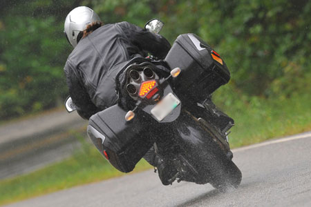Wet Weather Riding Tips To Avoid A Motorcycle Accident