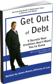 Get Out of Debt Free Book