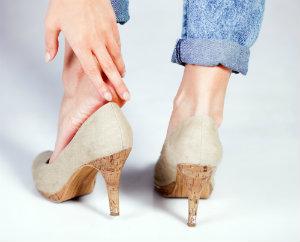 Common foot deformities