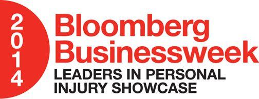 Bloomberg Business Week Leaders In Personal Injury 2014