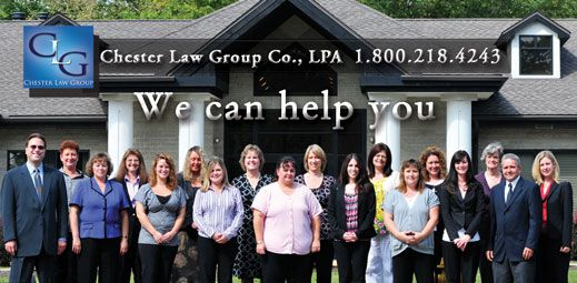 Ohio Personal Injury Lawyers Chester Law Group Staff
