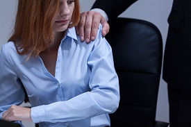 You can sue for just compensation after experiencing quid pro quo sexual harassment at work