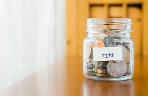 California law places strict limits on tip pooling and tip sharing