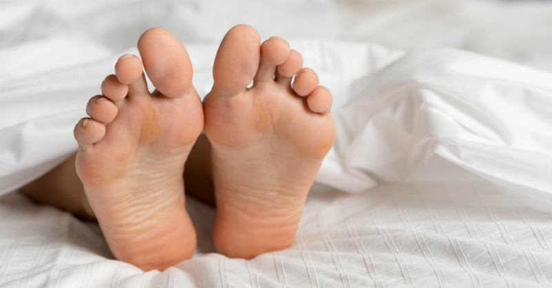 Why Healthy Nerves are Important for Feet | Dr. Harvey R. Danciger