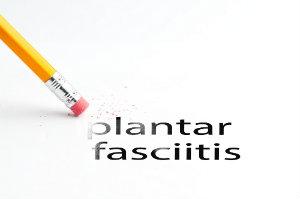 Erasing Plantar Fasciitis