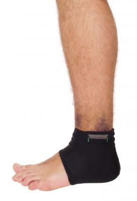 Seek help when you have chronic ankle pain