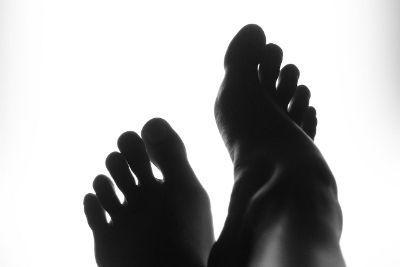 Shadowy Feet