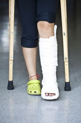 Don't let an ankle fracture happen to you!