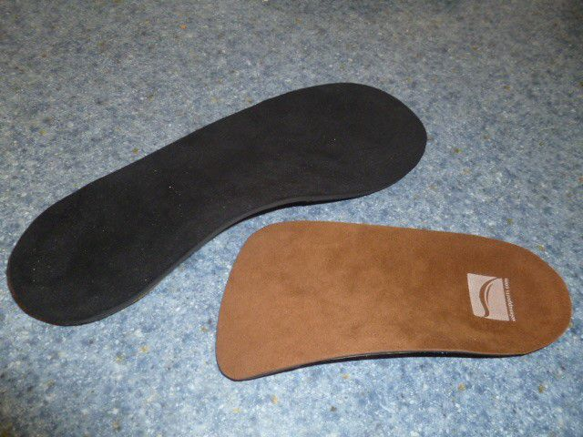 Orthotics support your feet