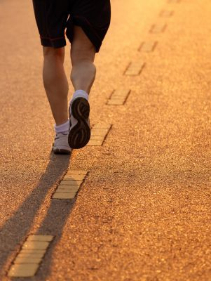 Exercise is a healthy way to relieve joint pain