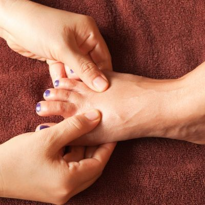 Stretch those toes to prevent future toe pain!