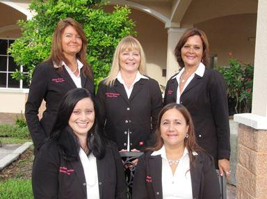 Collier Otolaryngology staff photo