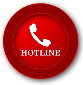VA Hotline telephone