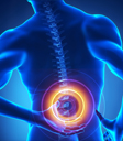Back pain may qualify you for disability benefits from the Social Security Administration.