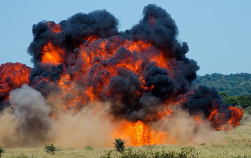 fireball burn pit