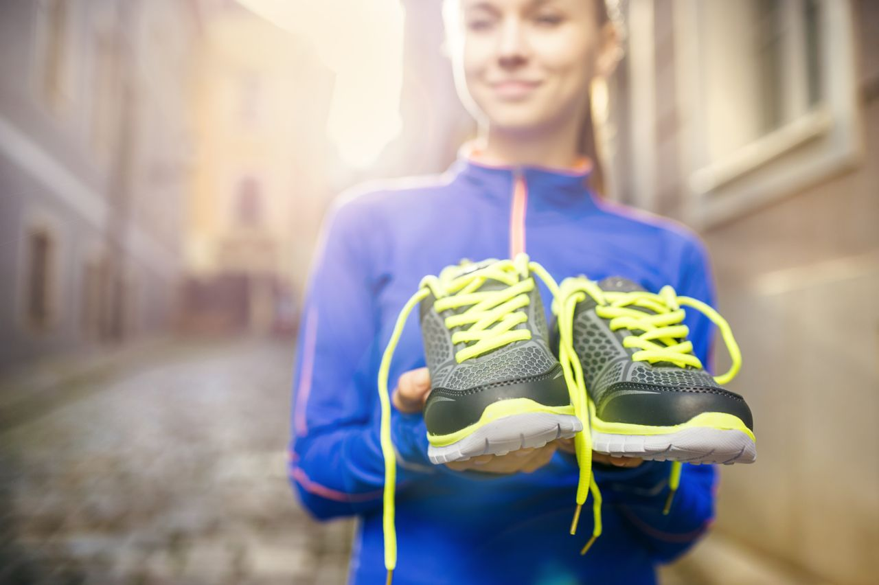 Getting the correct fit running shoe is crucial not only to your running form, but your toenails.