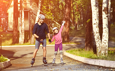 Rollerblading Safety Tips
