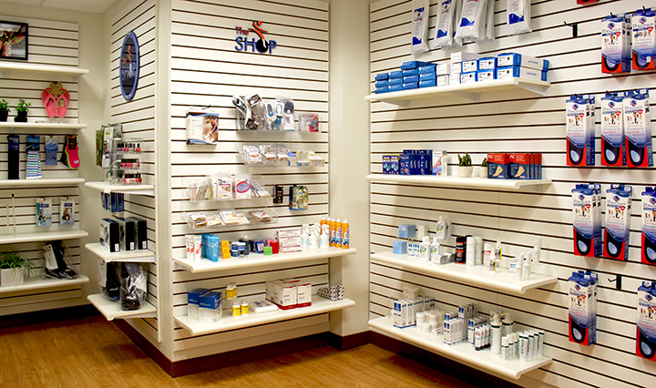 The Shop at Dallas Podiatry Works
