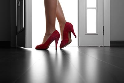 High Heels and Ingrown Toenails