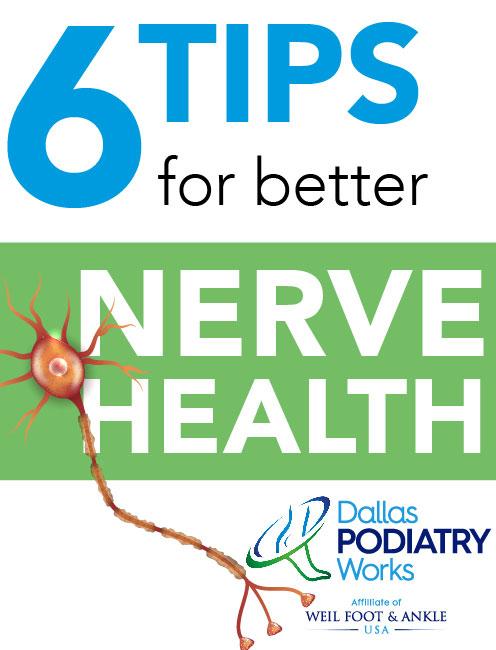 6 Tips for Better Nerve Health