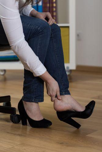 How to prevent heel pain!